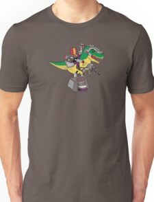 Coin Operated Rider T-Shirt