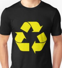 Recycle The Yellow Unisex T-Shirt