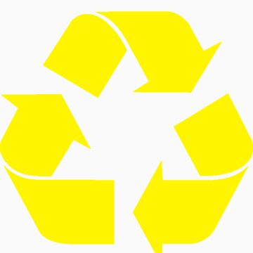 Recycle The Yellow by echtgen