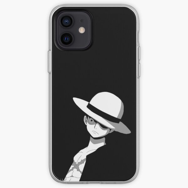 One Piece Luffy Coque souple iPhone