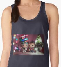 Christmas with Marty and Doc Women's Tank Top
