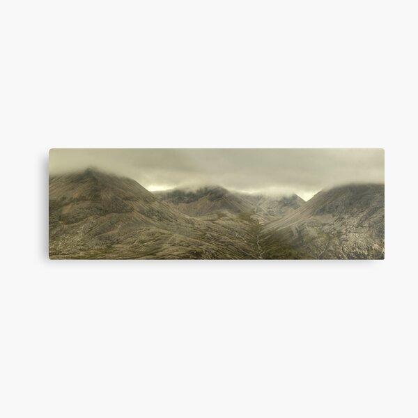 Beinn Eighe-The Northern Corries Metal Print