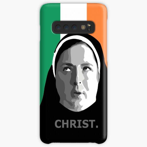 Sister Michaels Derry Girls Irish Flag Christ Samsung Galaxy Snap Case