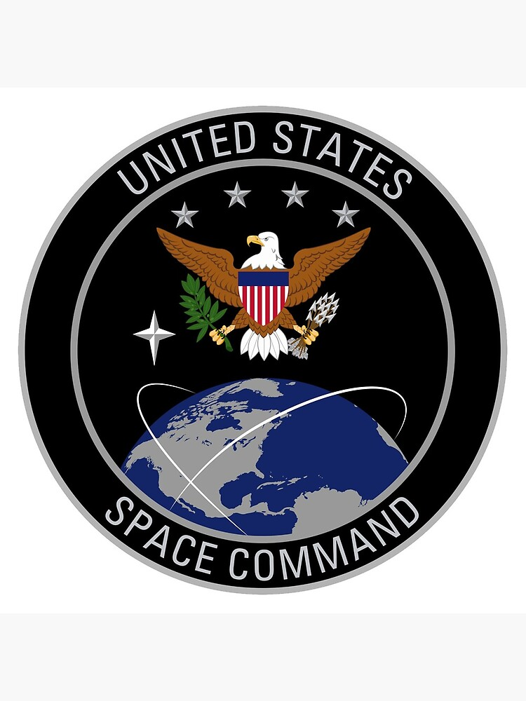 United States Space Command emblem by liesjes