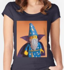 Wizard Women's Fitted Scoop T-Shirt