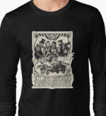 Spectral Smashers on dark shirt Long Sleeve T-Shirt