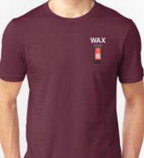 Wax on wax off - white type Unisex T-Shirt