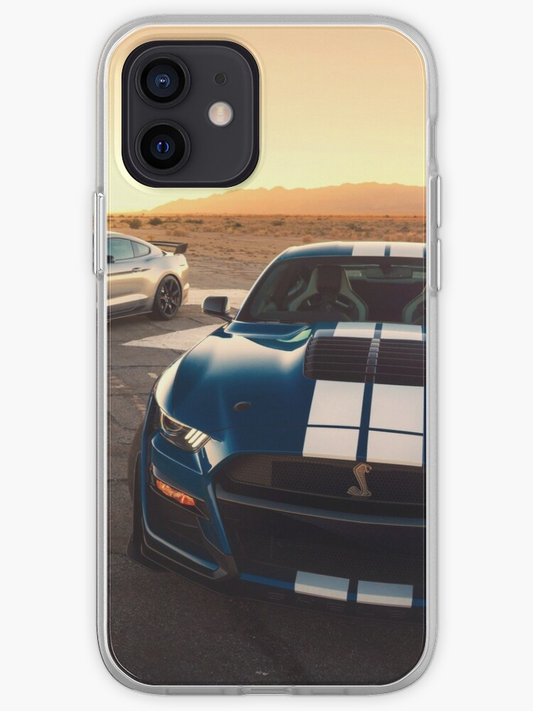 Ford Mustang Shelby GT500 | Coque iPhone