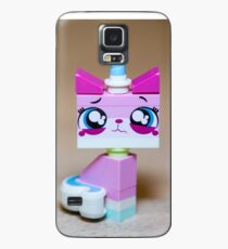 Lego Movie Crying Kitty Case/Skin for Samsung Galaxy