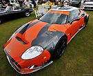 Orange and Black Spyker  by MarcW