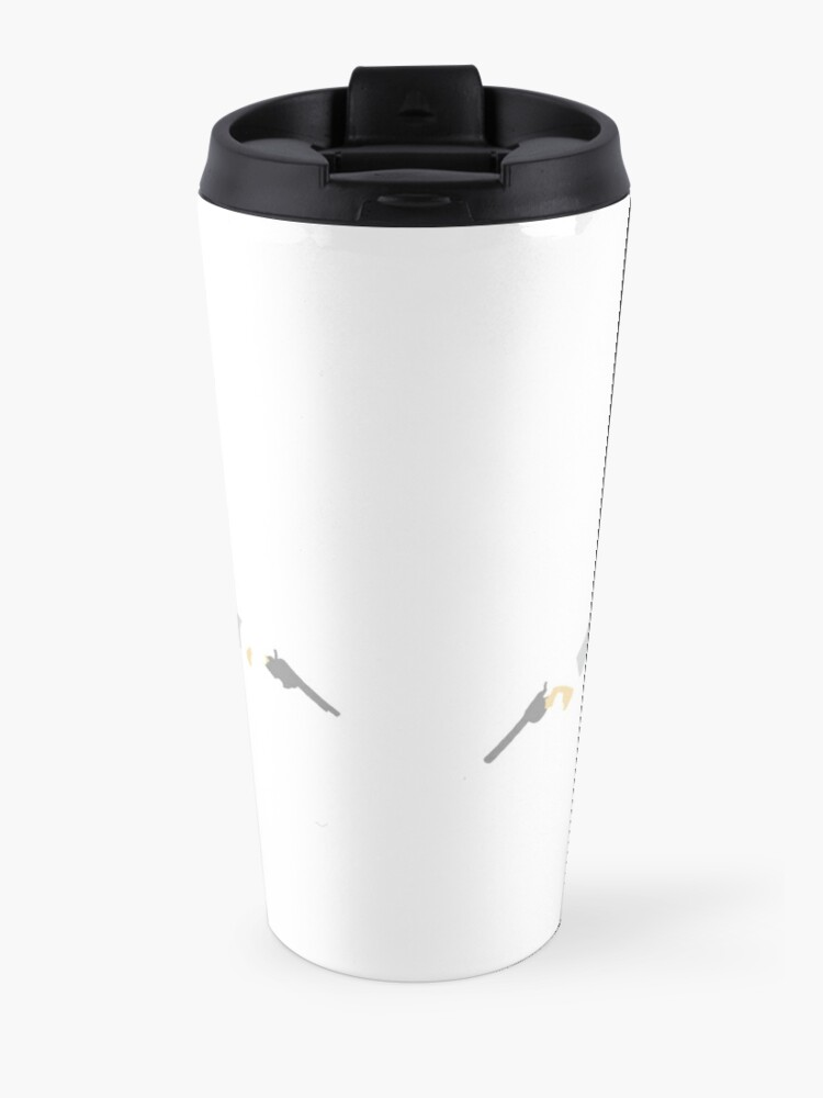 Alternate view of Tombstone: You're a Daisy if ya Do. Travel Mug