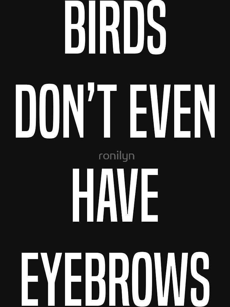 "Larry Stylinson ""BIRDS DON'T EVEN HAVE EYEBROWS"" by ronilyn"