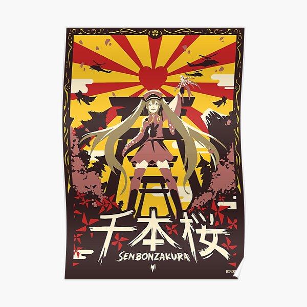 Senbonzakura Poster