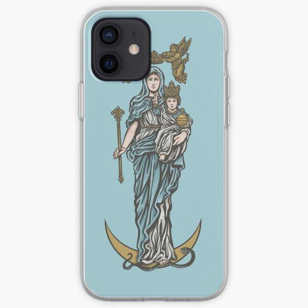 Regina Caeli iPhone Case iPhone Soft Case