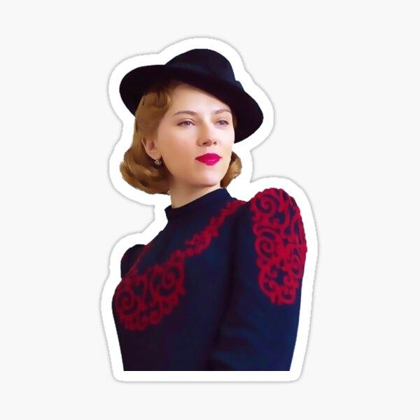 rosie betzler Sticker