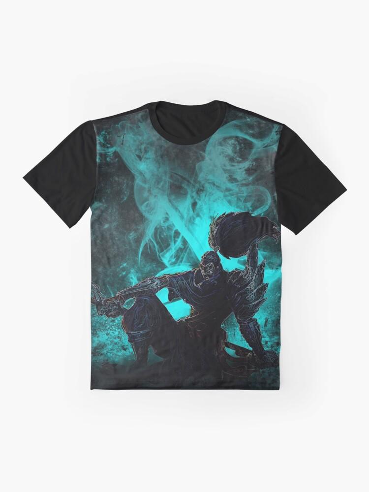 Alternate view of wind awakening Graphic T-Shirt