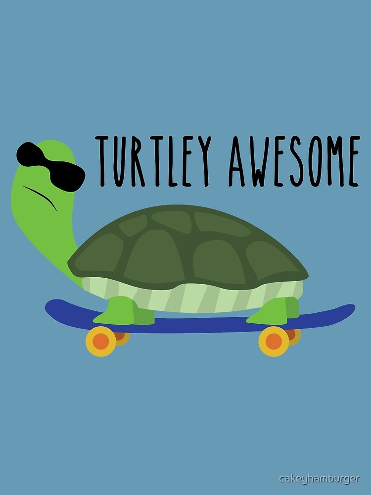 Turtley Awesome by thesadsquatch