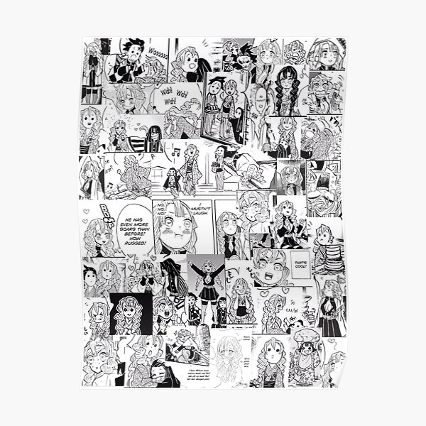 Love Pillar Wall Art Redbubble Demon slayer manga is a japanese manga series written and illustrated by koyoharu gotōge. redbubble