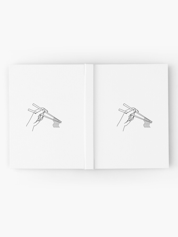 Alternate view of Nimble Noodles Flash Hardcover Journal