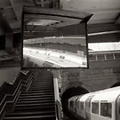 Kensal Green tube station London by grorr76