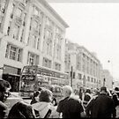 OXford street london by grorr76