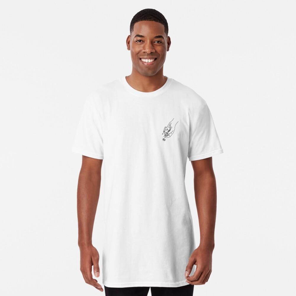 Letting Go Flash Long T-Shirt
