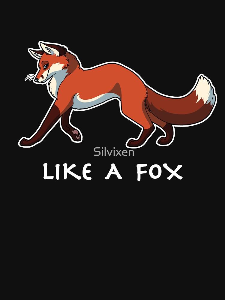 Like A Fox by Silvixen