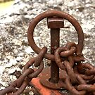 Rusted Chain by Valerie Henry