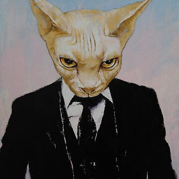 Mister Cat by michaelcreese