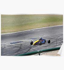Wanneroo Motorsport Racing Poster