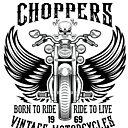 Motorbike Chopper Motorcycle Motor Bicycle Skull Kids T Shirt By Blameit97 Redbubble