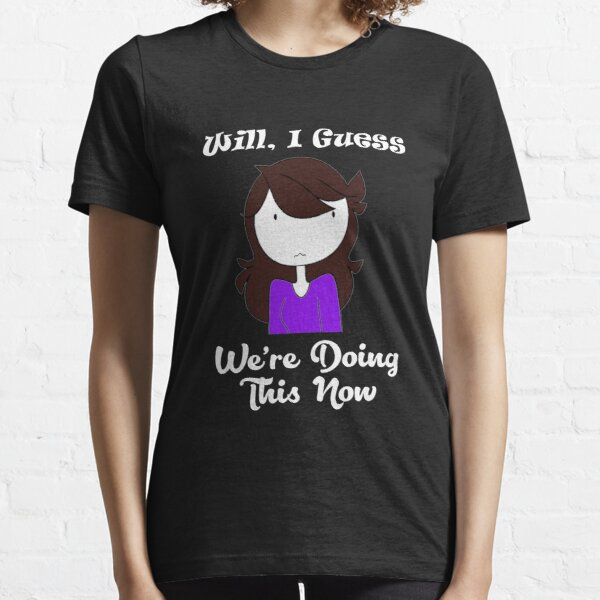 Fanny Jaiden Animations Saying Gift Essential T-Shirt