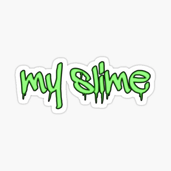 my slime Sticker