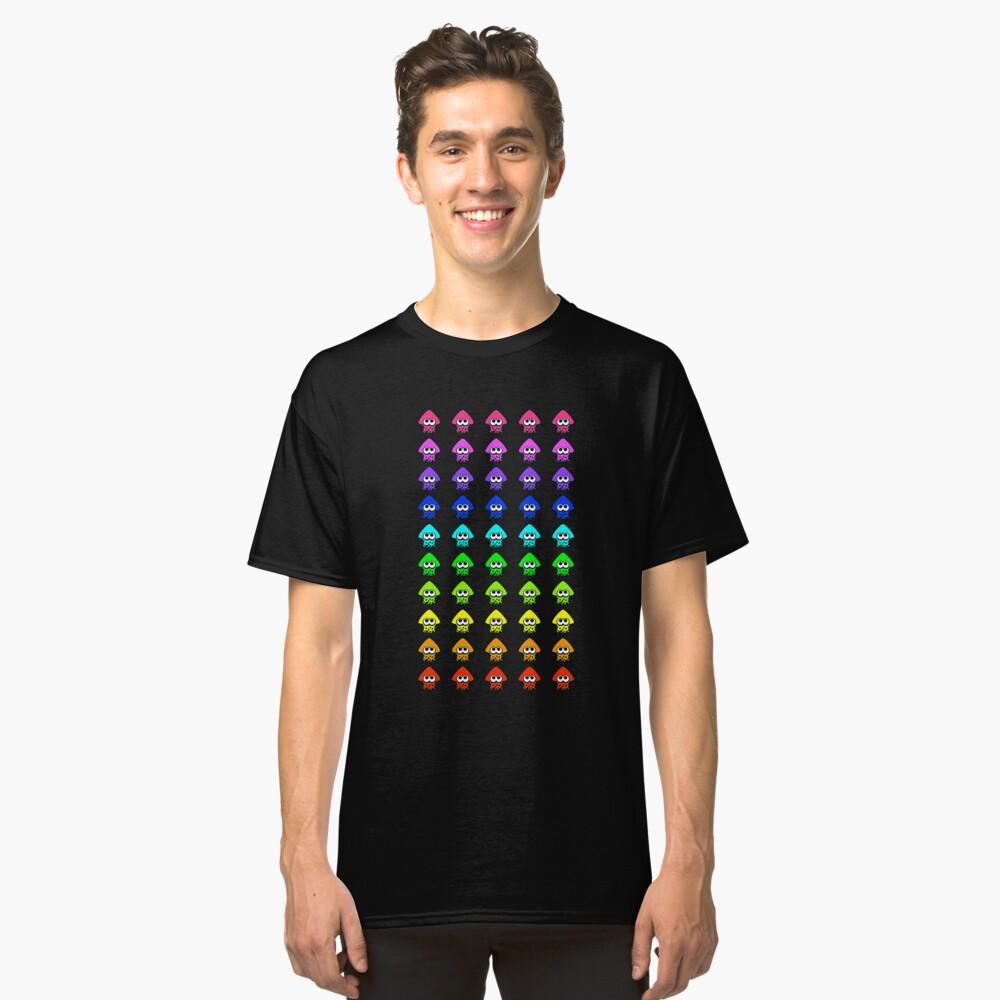 T-shirt classique «Splatoon Color Plus»