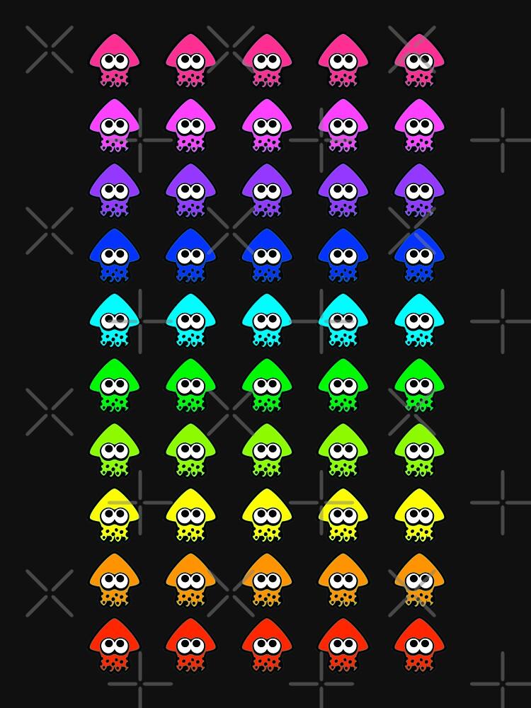 «Splatoon Color Plus» par Timena
