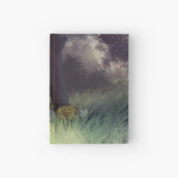 Relax Hardcover Journal