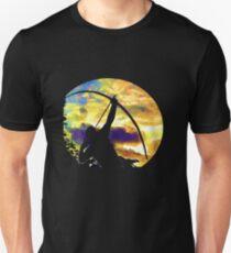 Sagittarius reaching out Unisex T-Shirt