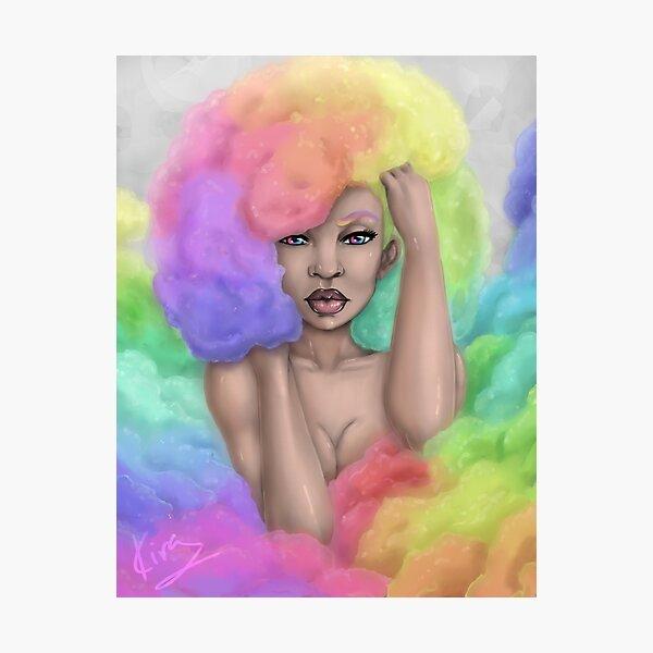 Rainbow Dream Photographic Print