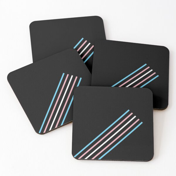 Transcend: On the Rise Coasters (Set of 4)