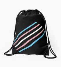 Transcend: On the Rise Drawstring Bag