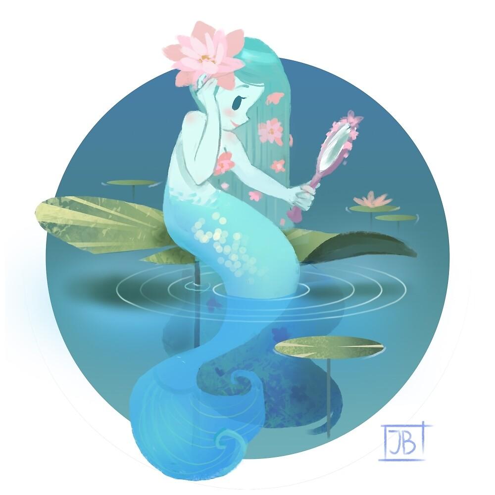 Lilypad Mermaid\