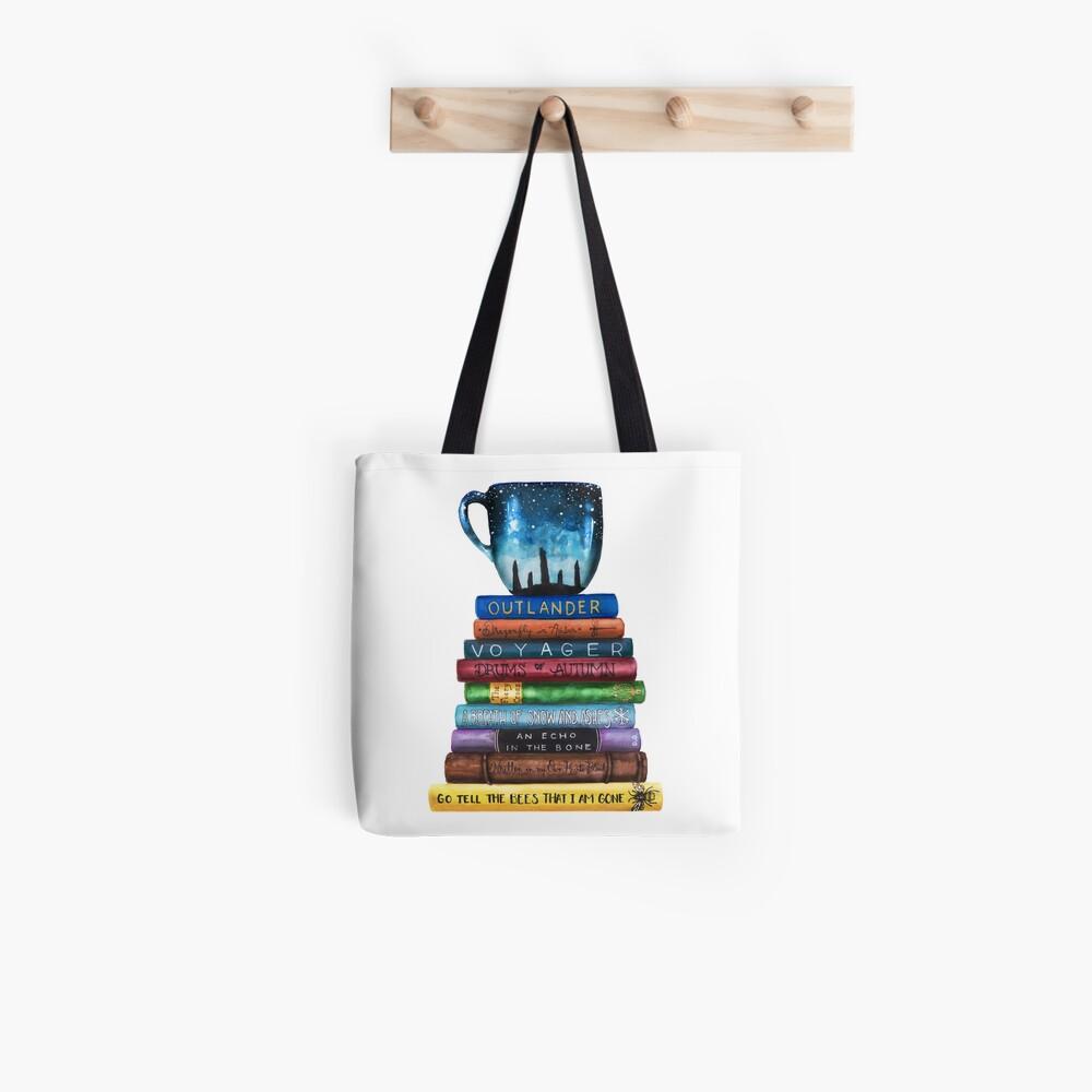 Outlander Lover Tote Bag