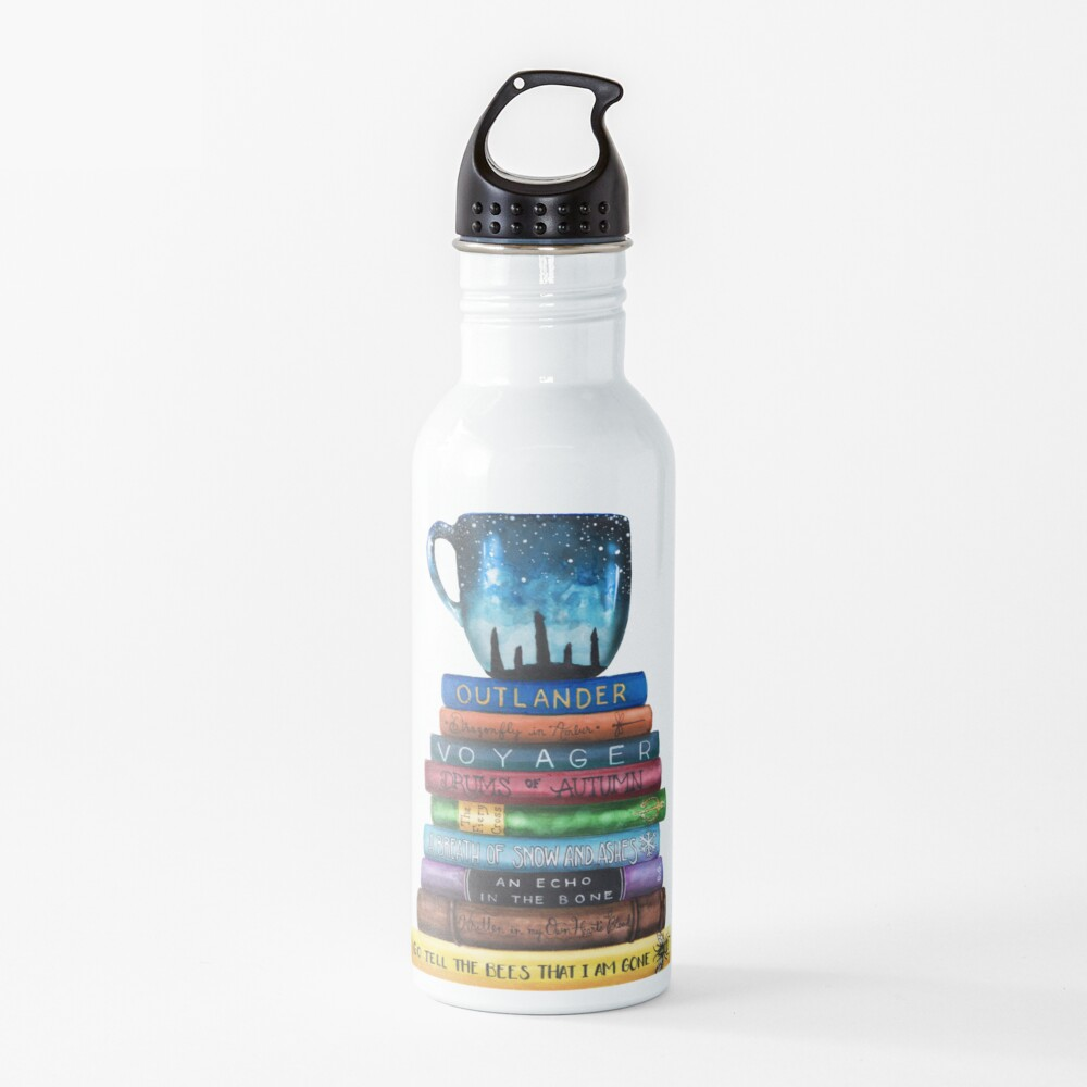 Outlander Lover Water Bottle