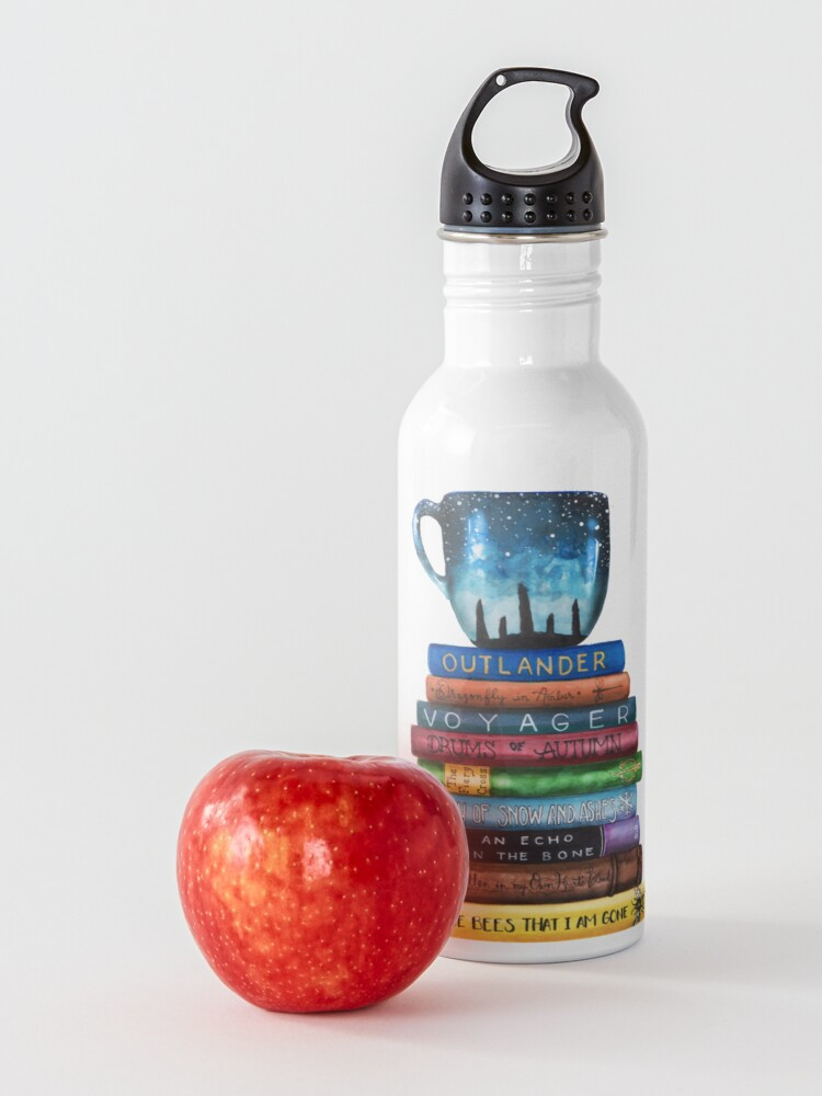 Alternate view of Outlander Lover Water Bottle