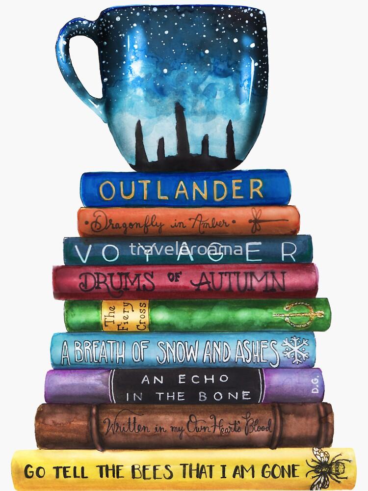 Outlander Lover by traveleroama