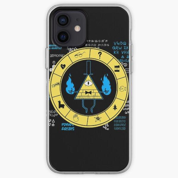 Gravity Falls - Bill Cipher Zodiac iPhone Soft Case