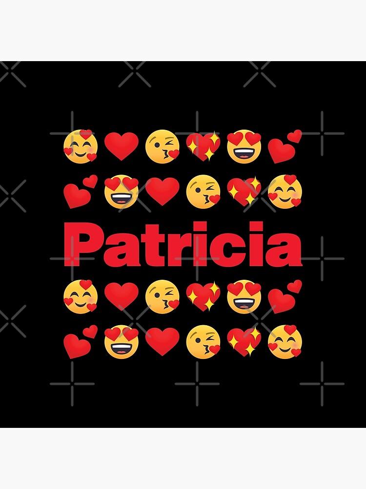 Patricia Emoji My Love for Valentines day by el-patron
