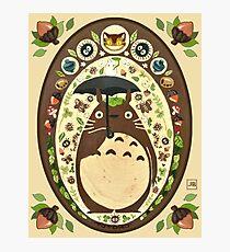 My Neighbor  Totoro Photographic Print