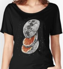 LUNAR FRUIT Women's Relaxed Fit T-Shirt