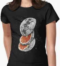 LUNAR FRUIT Women's Fitted T-Shirt